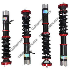 CXRACING STREET COILOVERS SUSPENSION 32 STEP DAMPER FOR Datsun NISSAN 74-78 280Z