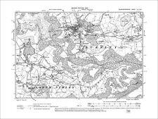 Dursley, North Nibley, Old Map Gloucestershire 1903: 56NE