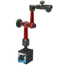 66 Lb Cap Mini Universal Magnetic Base Holder for Dial Indicator Fine Adjustment