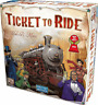 Ticket To Ride Europe Days Of Wonder Board Game Played Once. Free Shipping