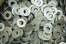 "(500) 3/8"" USS Flat Washers - Hot Dip Galvanized"