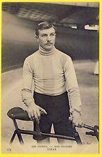 cpa SPORT CYCLISME Vélo Le STAYER LILLOIS César SIMAR Cycliste Vélodrome