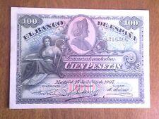 EBC...........100 PTS..........1907...........MUY ESCAS0