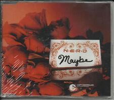 N.E.R.D.  w/ Q TIP & DE LA SOUL maybe REMIX & LIVE CD Pharrell Williams NERD