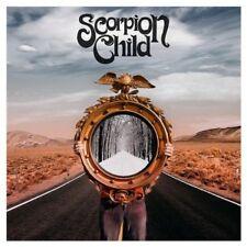 SCORPION CHILD - SCORPION CHILD (LIMITED DIGIPAK)  CD  10 TRACKS HARD ROCK  NEUF