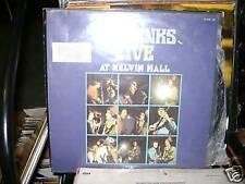 Kinks-Prt-UK import-Live at Kelvin hall