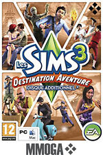 Les Sims 3 Destination Aventure Pack d'extension World Adventures PC Origin - FR