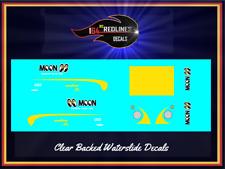 1/64 Kool Kombi 'Moon Racing' CUSTOM Decal SCR-0693