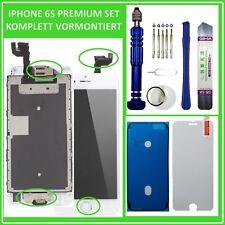 Per iPhone 6s DISPLAY LCD CON RETINA ASSEMBLATO E VETRO COMPLETO FRONT BIANCO NUOVO