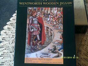 EARLY WENTWORTH 250 'SIR GALAHAD. THE VICTORIANS-MYTHS & LEGENDS'W.CRANE 19TH C.