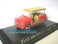 1:43 FIAT 600 JOLLY - TAXI CAPRI 1966 _ (41)