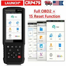 Launch CRP479 X431 OBDII Car Scanner I/M Readiness Diagnostic Tool ABS SRS EPB