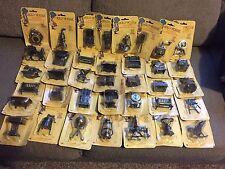 Holly Hobbie Durham metal Die-cast  37 Miniatures In Packages Used & Opened