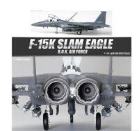 1/48 Scale Academy Pramodel F-15K Slam Eagle ROK Air Force #12213 Model