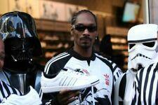 Adidas Originals x Star Wars Men's Snoop Dog ICONIC Varsity Track Top TT Jacket