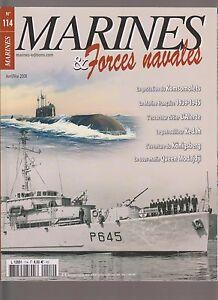 MARINES & Forces Navales N°114 KONIGSBERG / MARINE FR 1939-45 / KEDAH / L ALERTE