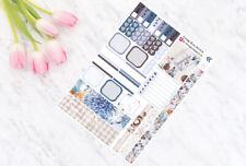 Snowy - Hobonichi Weeks - Weekly Planner Kit, Personal Planner Stickers