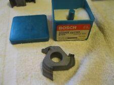 """Bosch Shaper Cutter carbide tipped 3/4"""" bore # 87909 Nos"""