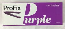 ProFix Corioliss Hair Straightener Flat Iron $250 Purple