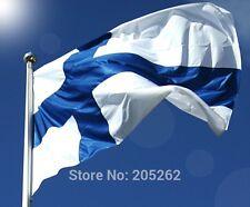 90x150 Suomen tasavalta/Republiken Finland Flag Suomi Banner Siniristilippu 3x5'