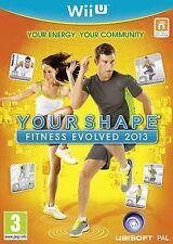 * Nuovo * Your Shape Fitness evoluta 2013 Gioco Wii U