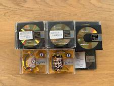 Lot de 35 Minidisc TDK 74 min