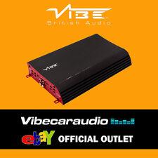 Vibe Pulse Stereo 4 600 Watts 4 Channel Car Speaker Subwoofer Amplifier
