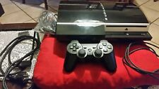 CONSOLE PS3 COME NUOVA 80GB+JOYSTICK CONTROLLER+4 GIOCHI ORIGINALI PLAYSTATION 3