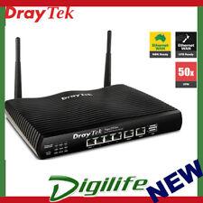 Draytek Vigor2926n Dual WAN Wired Router 5X GbE, 2X USB 3G/4G VPN DV2926N