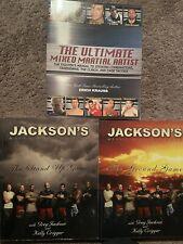 Mma/Jiu Jitsu Books