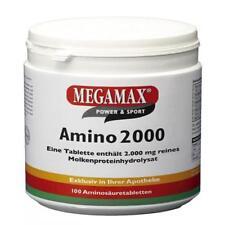 AMINO 2000 Megamax Tabletten 100St PZN: 0027619
