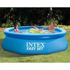 Piscina fuoriterra Intex 28120 anello gonfiabile rotonda Easy 305 x 76 cm Rotex