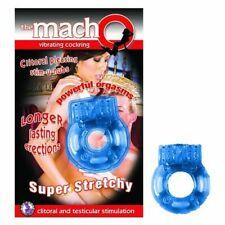 The Macho Vibrating Cockring