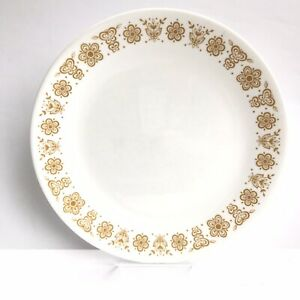 Corelle Butterfly Gold Dinner Lunch Saucer Plates You Choose Vtg