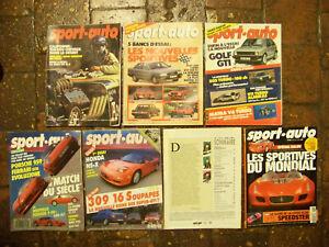 Magazines sport-Auto