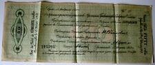 More details for russian 1918 50 roubles treasury bill - vg used condition.