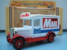 Lledo Promocional Modelo LP21 Chevrolet Van Oxford Mail & condado de periódicos