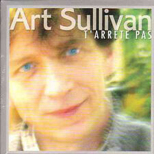 ☆ CD SINGLE Art SULLIVAN T'arrete pas Promo 2-track CARD SLEEVE