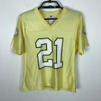 Womens San Francisco 49ers Jersey Gore #21 Jersey Gold Size S NFL Football