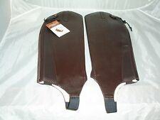Ariat Crowne Pro Chaps Brown Size M ***REDUCED***