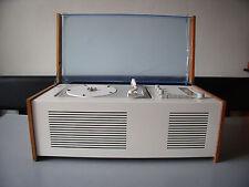 Braun SK5 Dieter Rams design tube radio mid century / customized for 110V & 60Hz