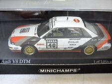 Minichamps Audi V8 DTM 1990 Frank Jelinski