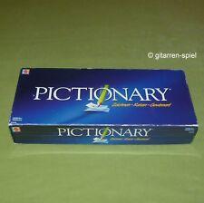 Pictionary® Das Spiel mit dem schnellen Strich Blaue Ausgabe von Mattel 1A Top!