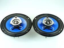 2 Autolautsprecher 16 cm Peiying PY-AQ603C  160 mm 3-Wege - 120Watt 4 Ohm 6 Zoll