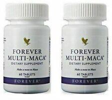 2 Forever MULTI MACA promote libido,sexual potency,energy Exp. 2023