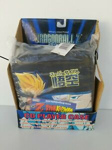 Dragon Ball Z GT Super Son Goku DVD Blu Ray CD Case Bag NEW SEALED NEVER OPENED