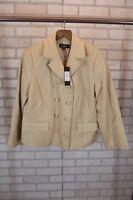 NEW Talbots Women's Blazer Jacket Size 10 Coat NWT the Grace Fit Dress Business