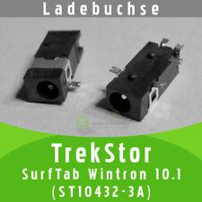 ✅ TrekStor SurfTab Wintron 10.1 ST10432-3A DC Buchse Ladebuchse Strombuchse Port