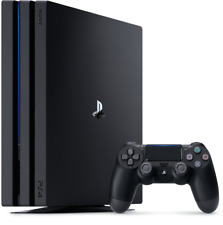BLACK PLAYSTATION 4 PS4 PRO 1TB CONSOLE-USATO - 4K
