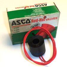 Asco Red Hat Valve Coil 099-257-1-0 Nib